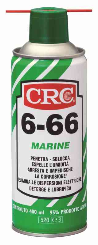 CRC 6-66 MARINE SPRAY 400 ml