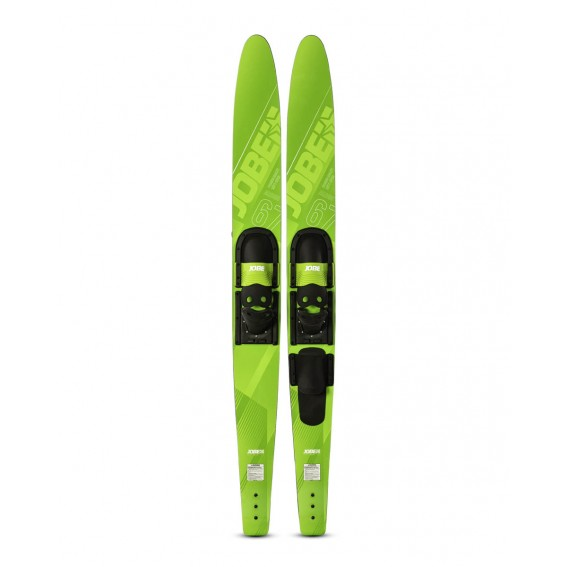 "JOBE ALLEGRE 67"" SKI PACKAGE LIME CM 170"